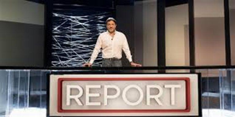 """La Meloni contro Report : """"È spazzatura giornalistica"""""""