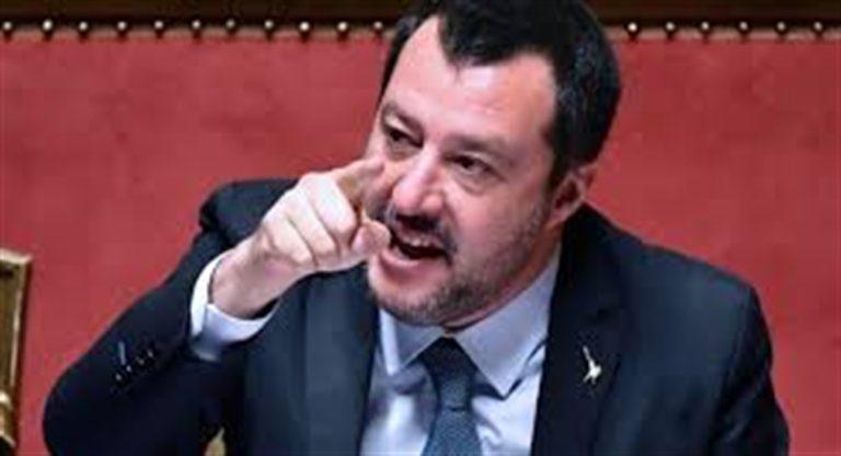 Ora Salvini rischia davvero. M5S voterà l'autorizzazione a procedere per il caso della nave Gregotti