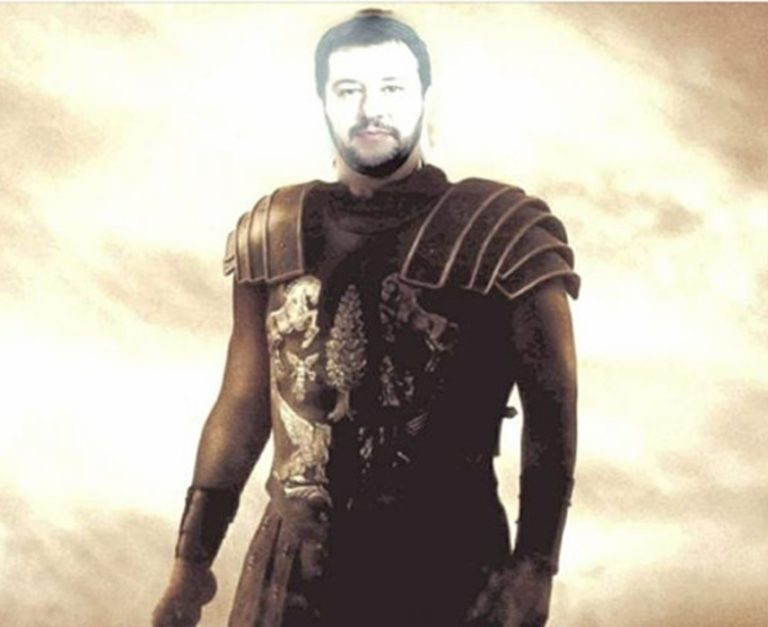 """Summit della Lega, Salvini serra le fila e annuncia : """"Vincere le regionali e conquistare Roma"""""""