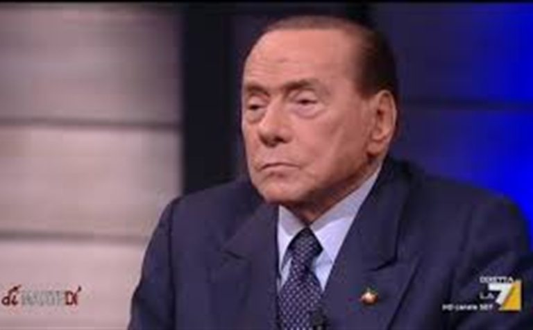 Ansia per la salute di Silvio Berlusconi