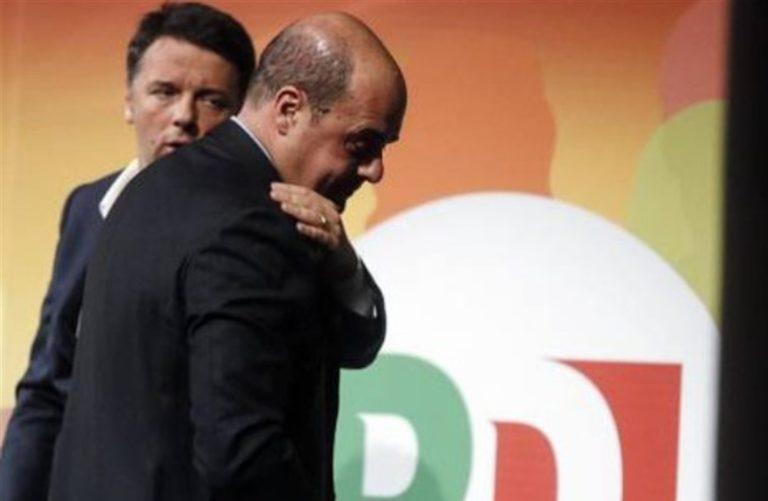 """Fribrillazione nel Pd, Renzi pronto alla scissione. Il segretario Zingaretti: """"Dividersi in questo momento è un gravissimo errore che l'Italia non capirebbe"""""""