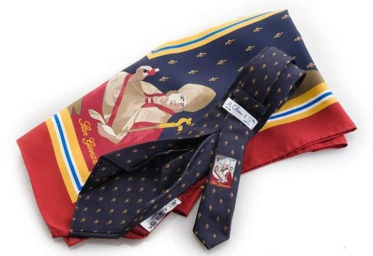 Cardinale Sepe sponsorizza foulard e cravatte: scoppia la polemica all'ombra di San Gennaro