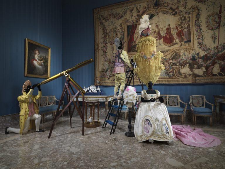 Al Museo e Real Bosco di Capodimonte la meravigliosa  Napoli Napoli. Di lava, porcellana e musica