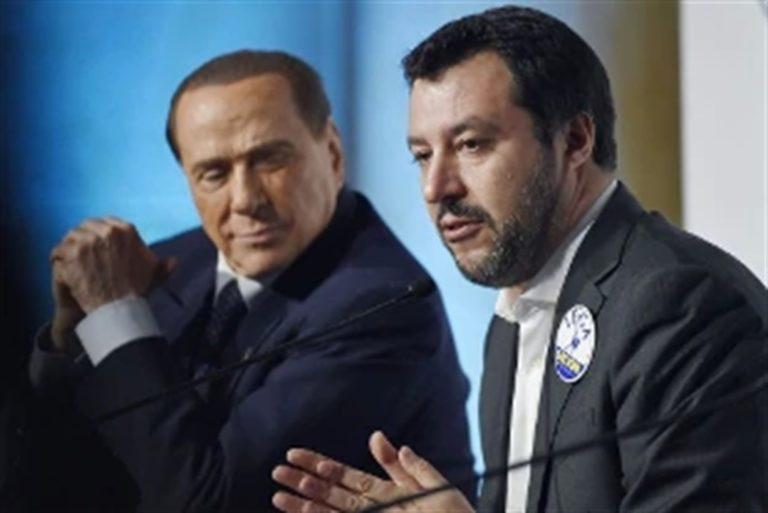 Berlusconi freddo con Salvini: ci sarà l'alleanza alle regionali ma Fi non è la Lega