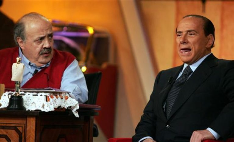 Berlusconi indagato per l'attentato dinamitardo contro il giornalista Maurizio Costanzo