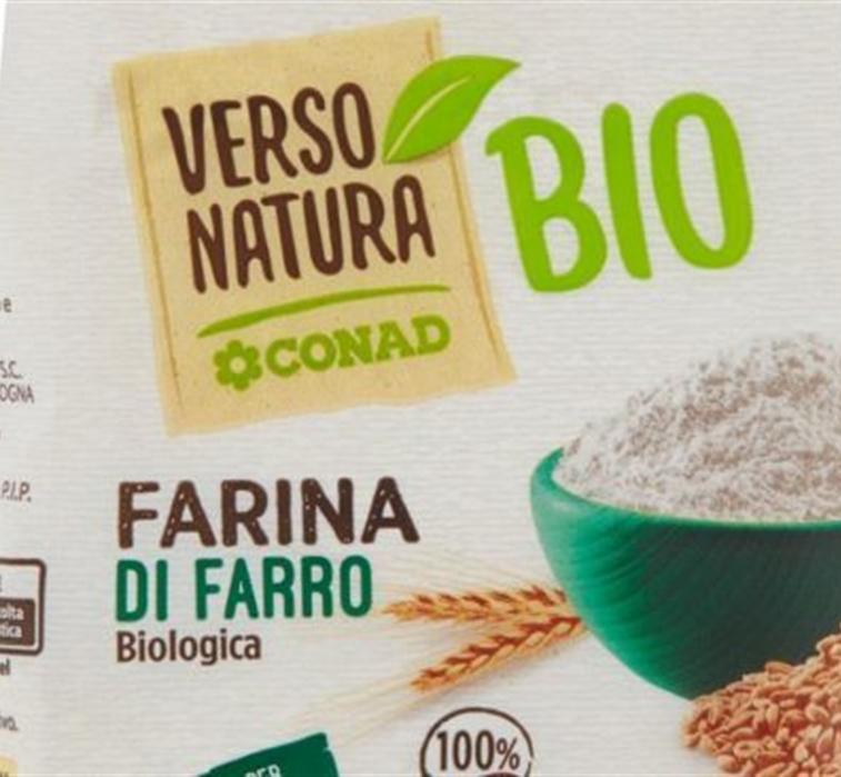 Conad ritira la farina: provoca reazioni allergiche
