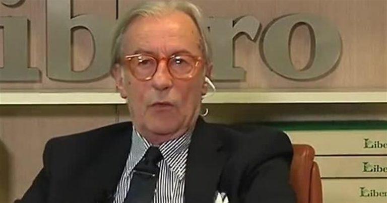 Vittorio Feltri nei guai. Con l'esposto di Ruotolo e Borrometi presto sarà ascoltato dal Consiglio di Disciplina