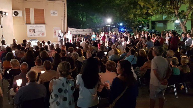 Palermo non dimentica. Fiaccolata per don Pino Puglisi, il parroco ucciso 26 anni dalla mafia
