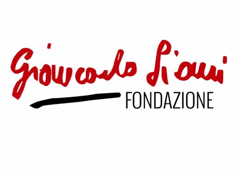 Ora Giancarlo Siani, promettente cronista di 26 anni, ha una 'nostra' Fondazione con il suo nome