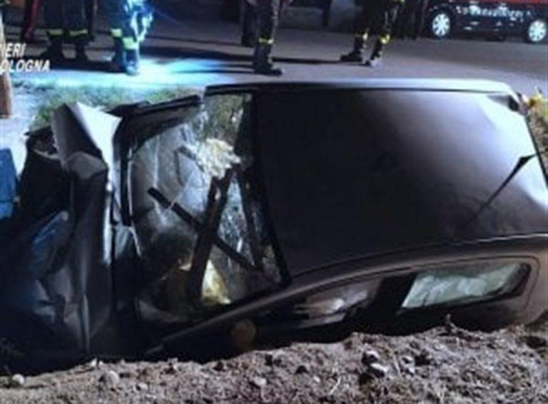 Castel Volturno, incidente mortale : tre africani morti e un ferito in gravi condizioni