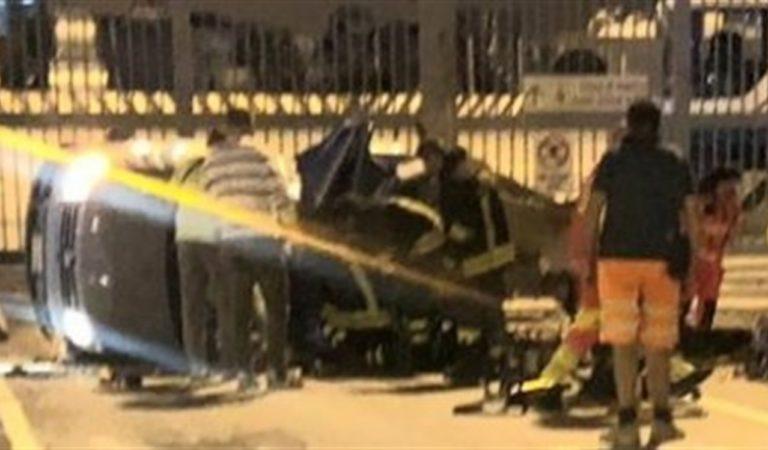 Scampia, schianto mortale: deceduti due giovani in sella a uno scooter
