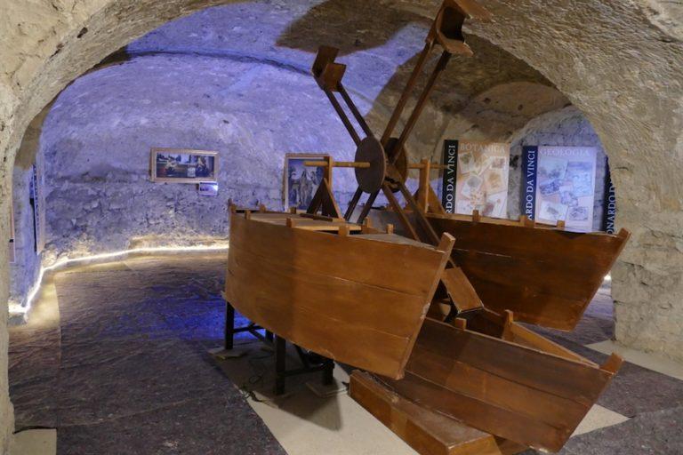 Leonardo da Vinci, torna la mostra  per i 500 anni del genio del Rinascimento