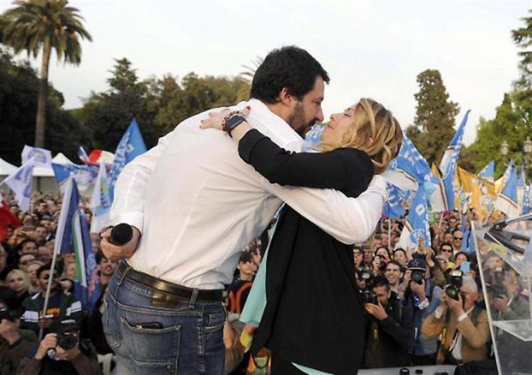 Giorgia Meloni (FdI) pronta a 'marciare' e farsi vedere a Montecitorio. Oltre a collezionare poltrone è recordwoman di assenze in Parlamento