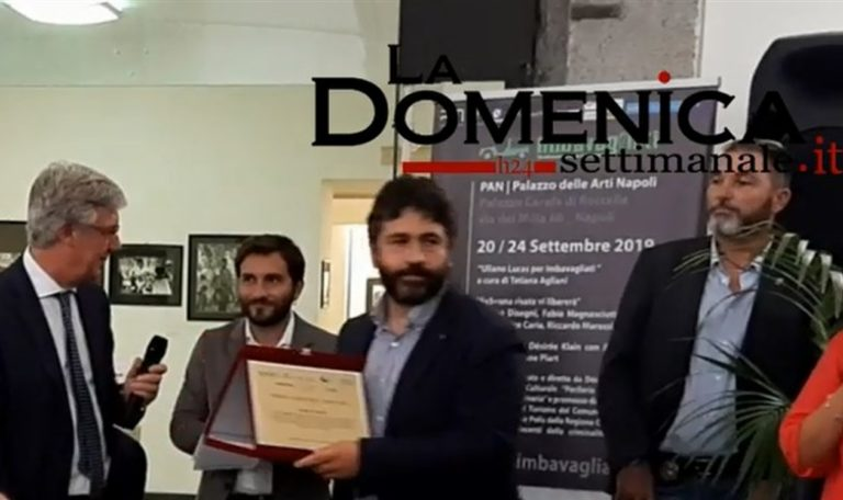 """La testimonianza di Nello Trocchia: """"Grazie alla figura di Giancarlo Siani ho scelto da che parte stare"""""""