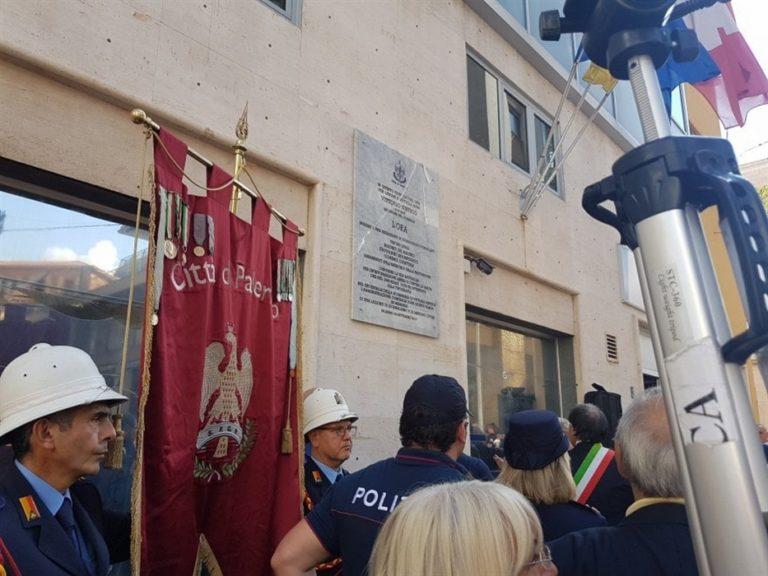 Strada e targa dedicati al 'Giornale l'Ora'. Per difendere la libertà di stampa morirono ammazzati dalla mafia tre suoi cronisti