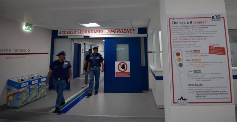 Ospedale del Mare: nuova aggressione