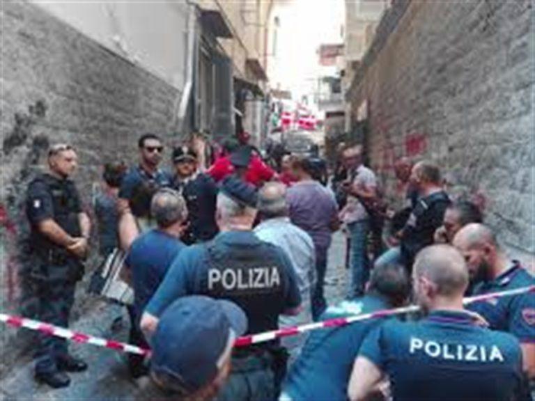 Quartieri Spagnoli : adesso è allarme escalation criminale