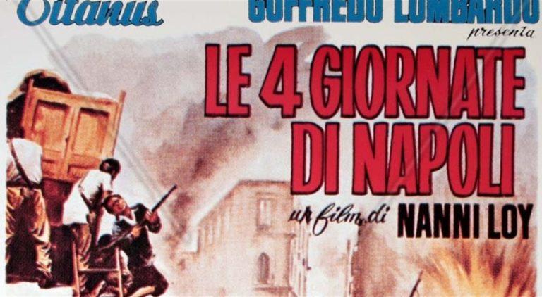 Quattro giornate di Napoli omaggio a Nanni Loy e cerimonie per ricordare il 76esimo anniversario