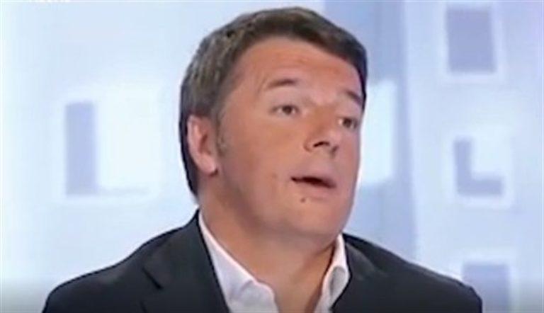 Renzi e la battutaccia risentita su Prodi che aveva parlato di 'Italia Viva' come di uno yogurt