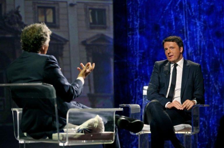 """Bomba di Renzi: """"Se al Pd vogliono fare il partito  di Bandiera Rossa non avranno il mio aiuto"""""""