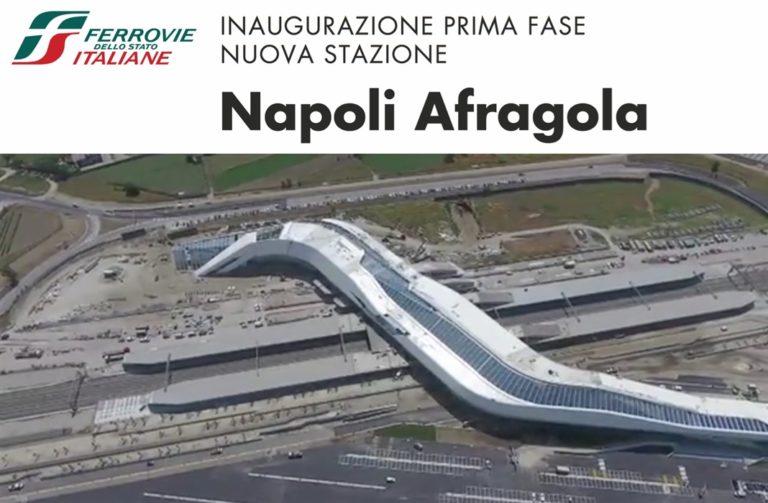Stazione Alta velocità di Afragola, blitz dei carabinieri. È caccia ai riufiti interrati