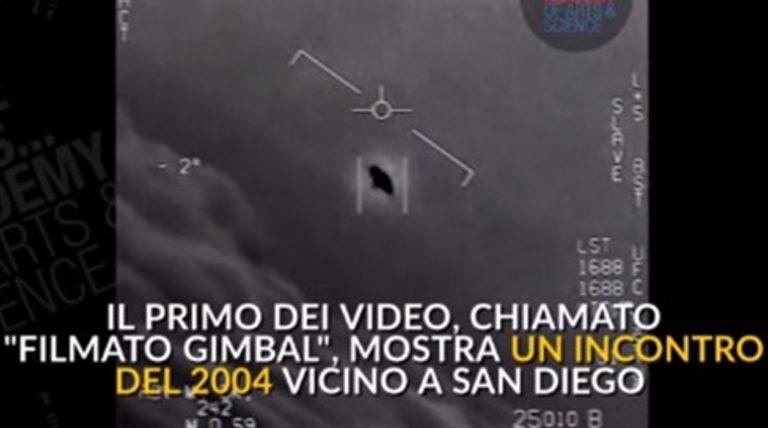 Gli Ufo esistono davvero. Acertificarlo la Marina militare americana