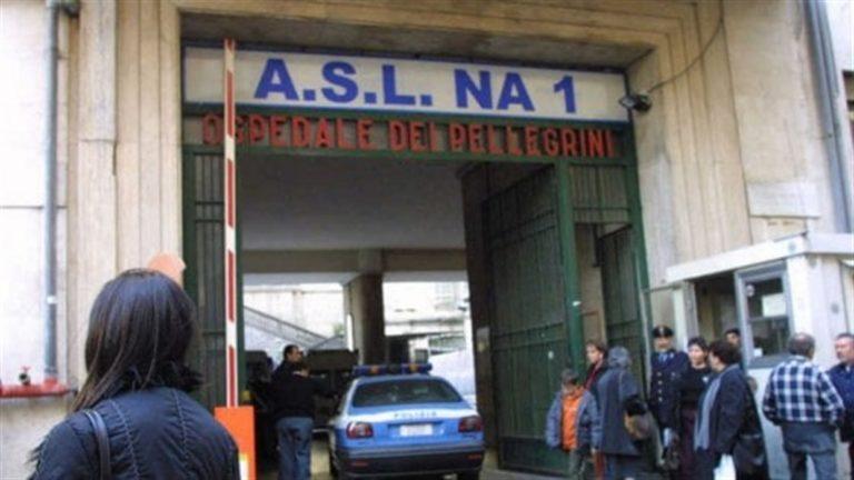 Coniugi devastano l'ambulatorio dell'ospedale Vecchio Pellegrini