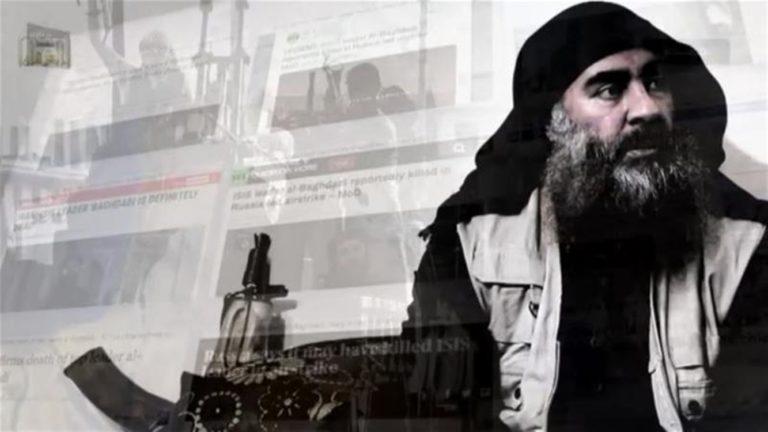 """Il leader dell'Isis  Abu Bakr al Baghdadi si fa esplodere con i tre figli in un tunnel. Trump:"""" Ora il mondo è un posto più sicuro"""""""