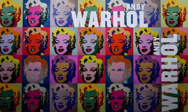 Andy Warhol a Napoli, la mostra alla Basilica della Pietrasanta