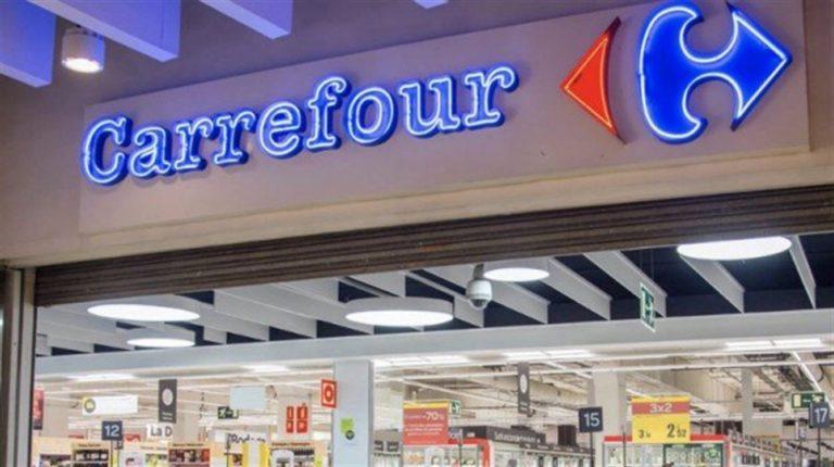 Il supermercato Carrefour, licenzia i dipendenti via Whatsapp