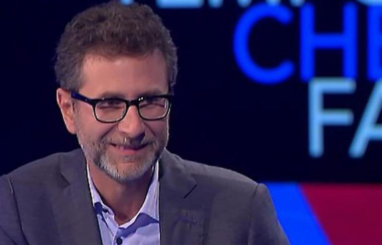 """L'attacco di Fabio Fazio a Matteo Salvini: """"Puntata di Report inquietante"""""""