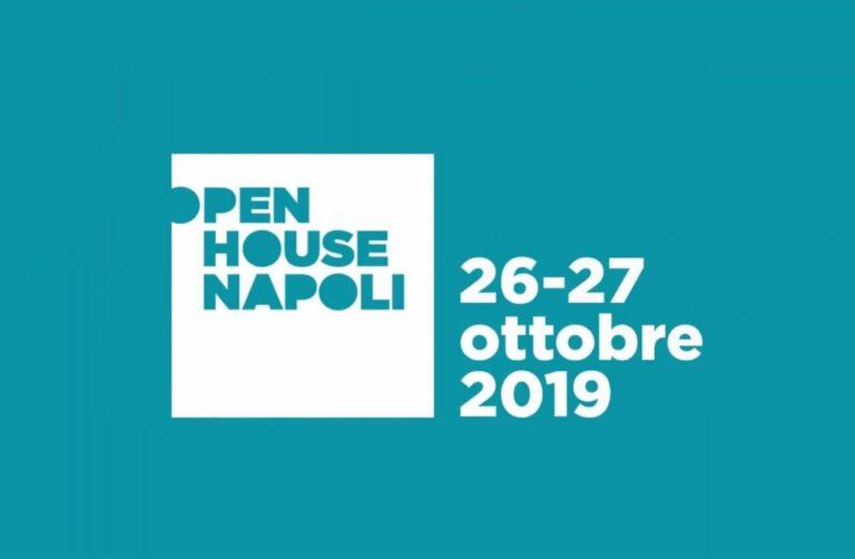 'Open House Napoli 2019', l'archietettura disvelata