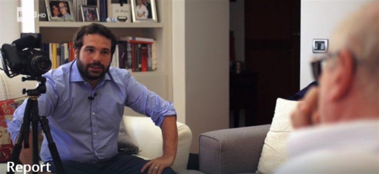 """Devastante l'inchiesta di Report sulla Lega di Salvini. La reazione via social:""""Non pagheremo più il canone"""""""