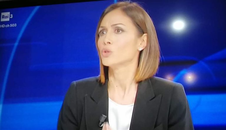 "Mara Carfagna, nuovo leader di Forza Italia: ""Mai con i sovranisti e gli estremisti"""