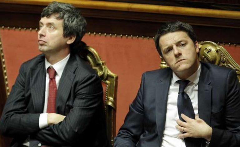 Scintille tra Pd e Italia Viva. Orlando rispone a Renzi