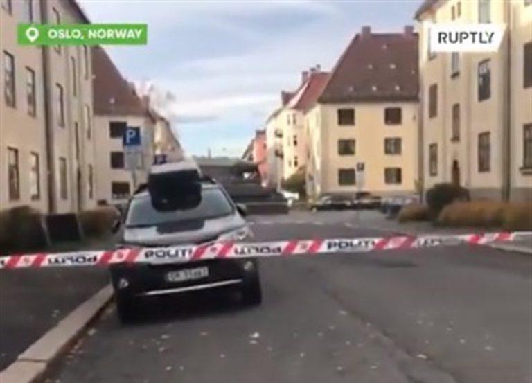 Oslo, lancia ambulanza sulla folla: 5 feriti tra cui gemelli nel passeggino