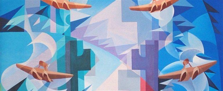 Palazzo Blu omaggia con una mostra il futurismo italiano