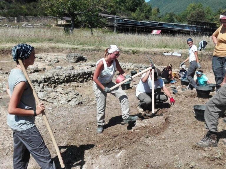 Nuove scoperte nell'Abbazia di San Vincenzo al Volturno