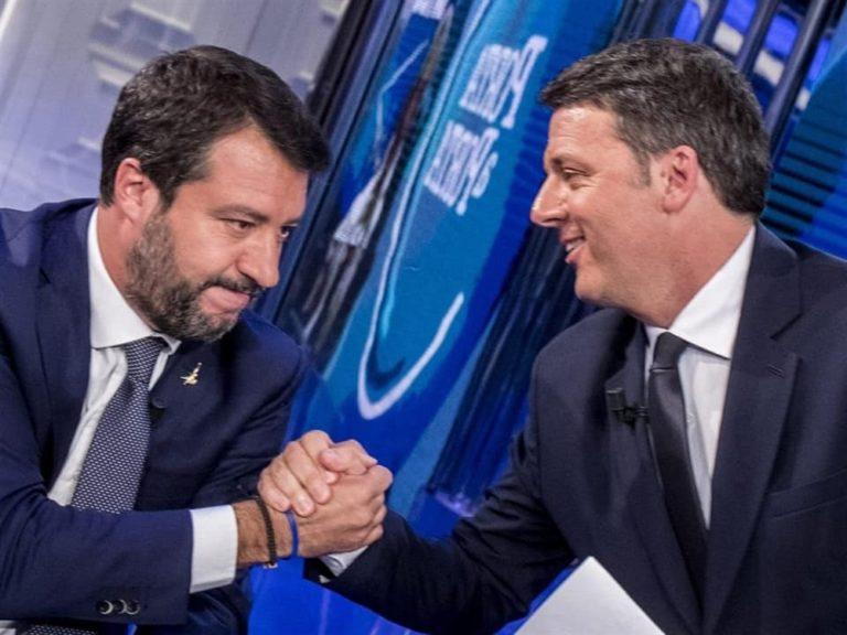 """Salvini colto da un malore: ricoverato per accertamenti viene dimesso dopo poco. Tweet di Renzi: """"Torniamo a litigare subito"""""""