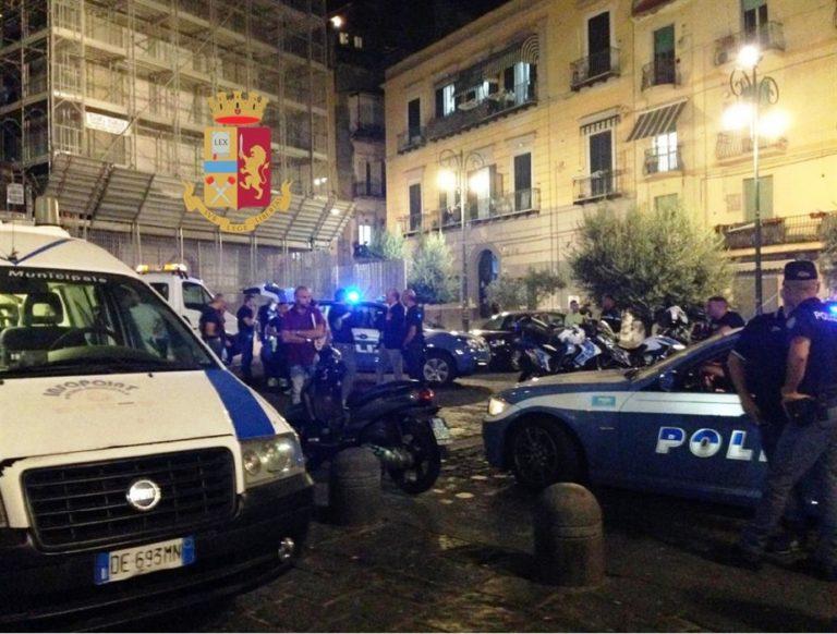 Rione Sanità scatta la stretta Pioggia di multe e sequestri