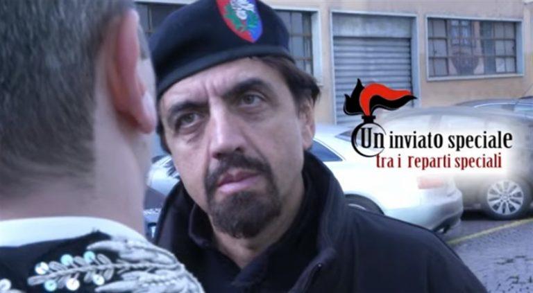 Valerio Staffelli diventa inviato speciale tra i reparti speciali dei carabinieri. Per un giorno a Napoli a caccia di spacciatori e rapinatori