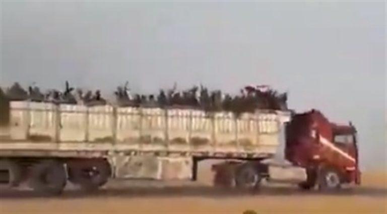 Controffesiva delle forze curde e siriane contro la Turchia