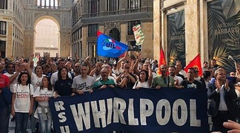 """Whirlpool, la rabbia dell'assessore Buonanno: """"S'innesca una bomba sociale"""""""