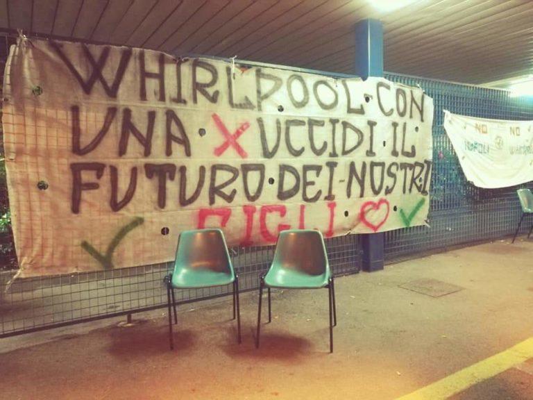 """Whilpool, i sindacati: """"Attendiamo segnali concreti dal Governo"""""""