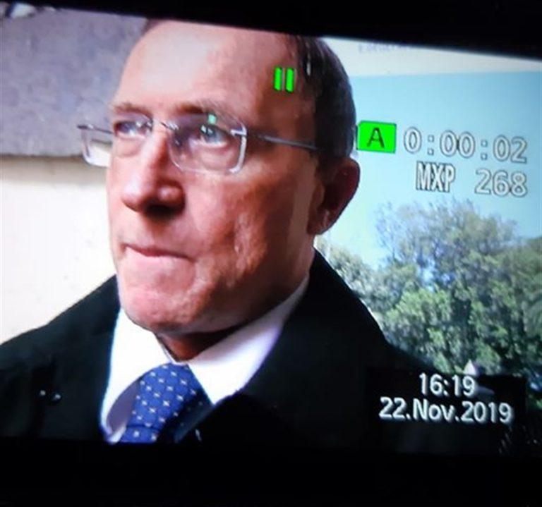 """Il cronista Romano chiede dell'inchiesta al vice presidente della Regione Bonavitacola e lui sbotta: """"Si dovrebbe vergognare, ha fatto una scorrettezza"""""""