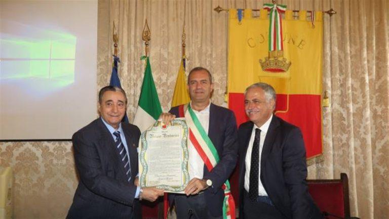 Conferita al grande tenore Bruno Venturini la cittadinanza onoraria di Napoli