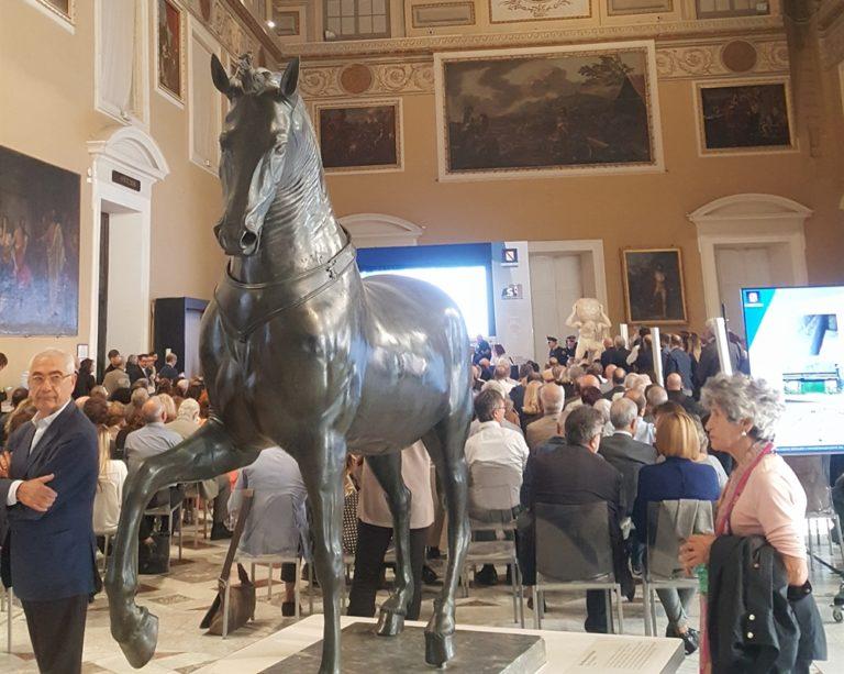 Nasce la 'Fabbrica degli Incurabili', presentato il nuovo progetto di restauro al Museo Mann