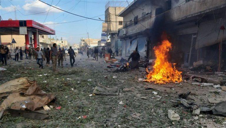 Autobomba nel mercato a Nord-Est della Siria: ritorsione contro la Turchia