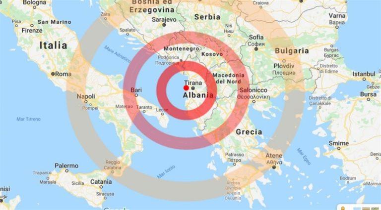 Nuova scossa in Albania, torna l'incubo