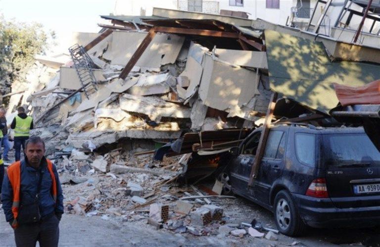 Terremoto in Albania, bilancio provvisorio: 18 morti e 600 feriti